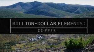 BILLION-DOLLAR ELEMENTS: COPPER